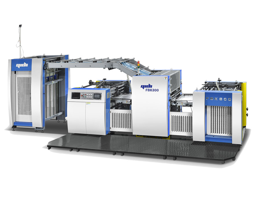 FBK-800 Fully Automatic Cardboard Laminating Machine